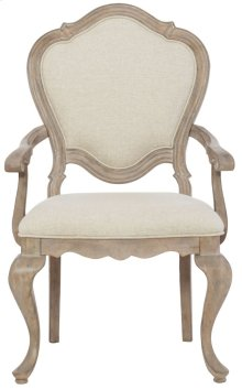 Campania Arm Chair in Weathered Sand (370)