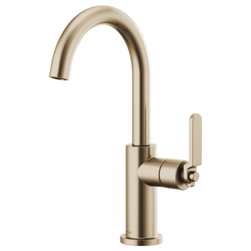 61044LFGL in Luxe Gold by Brizo in Pittsburgh, PA - Bar Faucet With ...