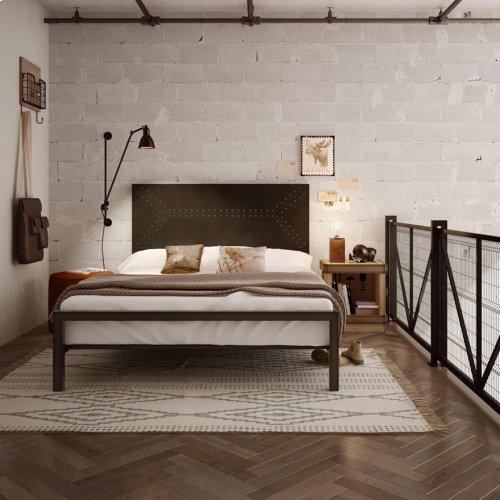 Zipcode Regular Footboard Bed - Queen