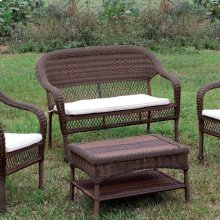 Olina Patio Love Seat