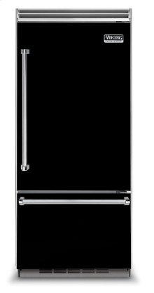"36"" Bottom-Freezer Refrigerator, Right Hinge/Left Handle"
