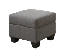Emerald Home Clearview Ottoman Grey U3610a-03-13