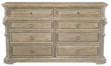 Campania Dresser in Weathered Sand (370)