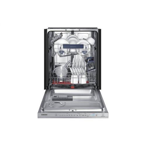 DW80M9550US Premium Dishwasher with WaterWall Technology