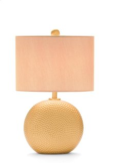 Trixie Gold Contemporary Table Lamp