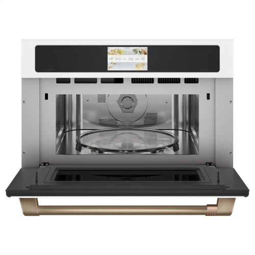 """Cafe 30"""" Five in One Oven with 120V Advantium ® Technology"""