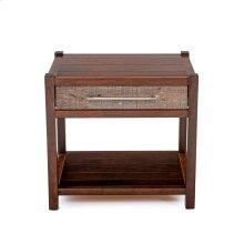 Transformation - 1 Drawer Nightstand With Shelf