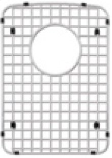 Stainless Steel Sink Grid (fits DIAMOND 1-3/4 Bowl with Low-Divide)
