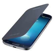 Galaxy S 4 Flip Cover, Black