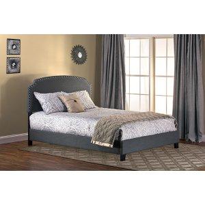 Lani Bed Kit - Twin - Dark Gray