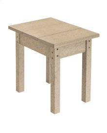 SMALL RECTANGULAR END TABLE *WHITE OR RED ONLY*