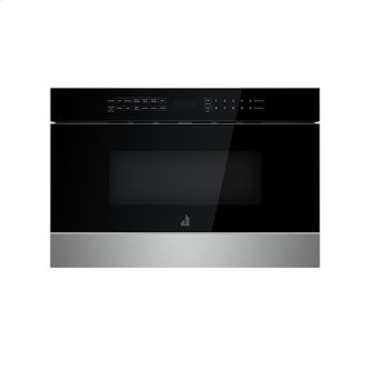 "24"" NOIR(TM) Undercounter Microwave Oven with Drawer Design, NOIR"