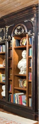 Berkshire Bookcase - 9', Center Only Product Image