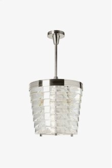 Signal Ceiling Mounted Large Pendant with Acrylic Shade STYLE: SILT04