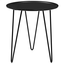 Digress Side Table in Black