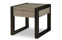 Helix Rectangular End Table