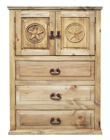 Econo 2 Door 3 Drw Chest W/tx