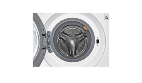 "2.3 cu. ft. Capacity 24"" Compact Front Load Washer w/ NFC Tag On"
