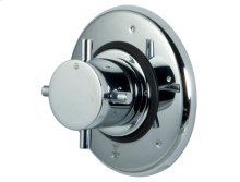 "Polished Chrome 3/4"" Thermostatic Trim"