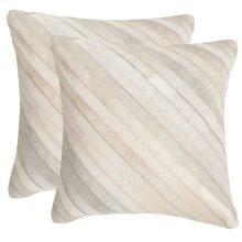 Cherilyn Pillow - White