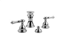 Nantucket Bidet Set