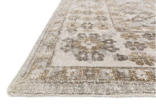 Silver / Ivory Rug
