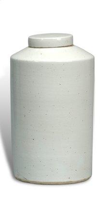 Phillips Ceramic Canister