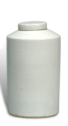 Phillips Ceramic Canister