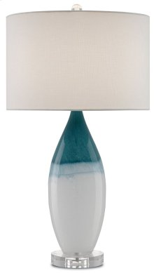 Julien Table Lamp - 27.5h