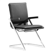 Lider Plus Conference Chair Black