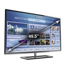 "50L7300U 50"" Class 1080P Cloud LED TV"