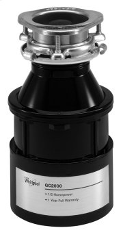 1/2 HP In-Sink Disposer Product Image