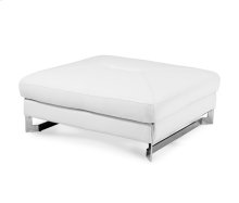 Marco Leather Ottoman