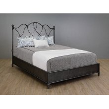 Morsley Surround Iron Bed