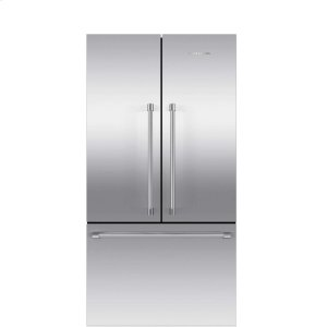 Fisher & PaykelFrench Door Refrigerator 20.1 Cu Ft, Ice