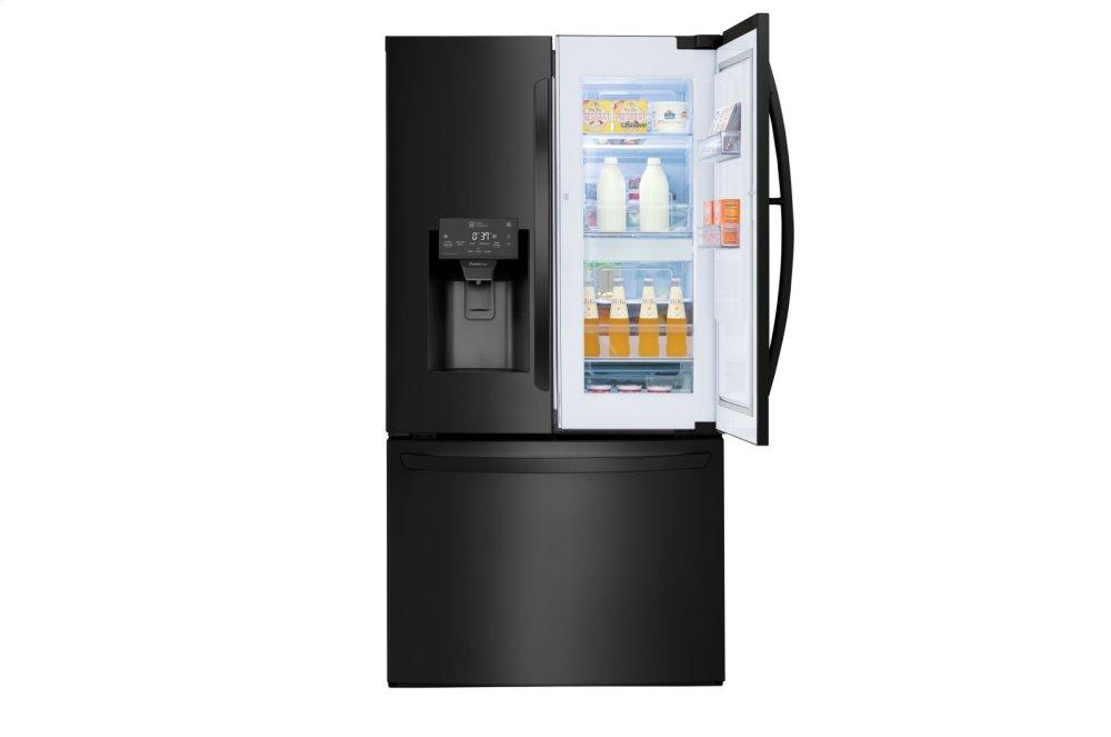 Lfxs28566m Lg Appliances 28 Cu Ft Smart Wi Fi Enabled