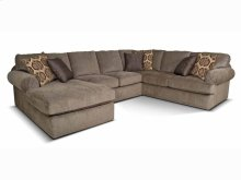 Abbie-Sect England Living Room Sectional 8250-Sect