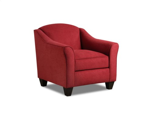 1020 - Popstitch Scarlet Accent Chair