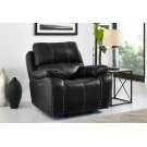 Lyra Dual Recliner Console Loveseat Product Image
