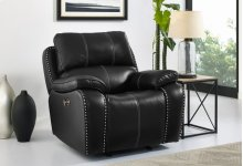 Lyra Dual Recliner Console Loveseat