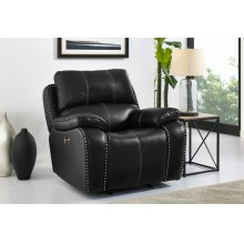 Lyra Power Console Loveseat W/pwr Hdrst