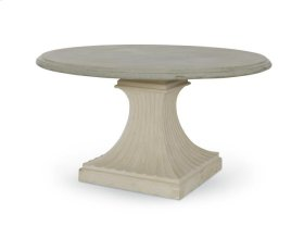 Fluted Table Base
