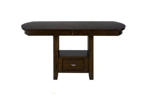 Mirandela Hi/lo Dining Table Top, Mirandela Hi/lo Dining Table Storage Base
