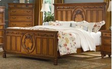 Southern Heritage Panel Bed 5/0 Queen