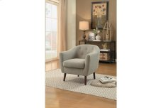 Accent Chair, Beige Product Image