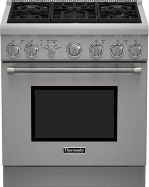 30 inch Professional Series Pro Harmony Standard Depth All Gas Range PRG305PH