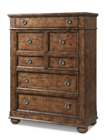 436-681 CHEST Southern Pines Drawer Chest