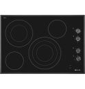 30-Inch Electric Radiant Cooktop, Black