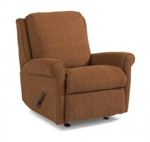 Macy Fabric Swivel Gliding Recliner