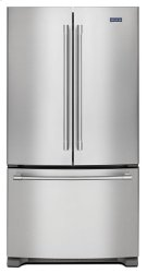 Maytag® 36- Inch Wide Counter Depth French Door Refrigerator - 20 Cu. Ft. Product Image